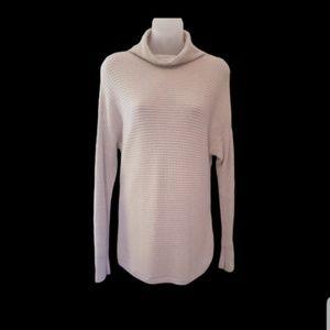 Michael Kors Cream Colored Turtleneck Sweater